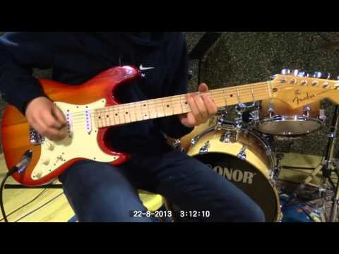 Fender Stratocaster (Made in china)