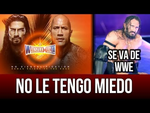 "WWE NOTICIAS || ""Roman Reings reta a The ROCK"" ""Detalles de la posible SALIDA de Neville"""