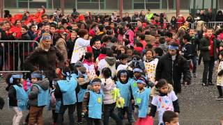 """Carnaval Grand Parc 2015 / Flashmob """"Uptown Funk"""""""