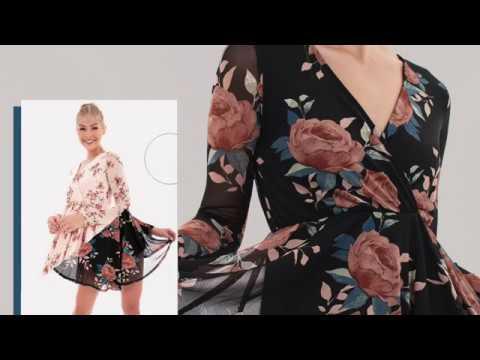 Colección De Vestidos Shasa 2019
