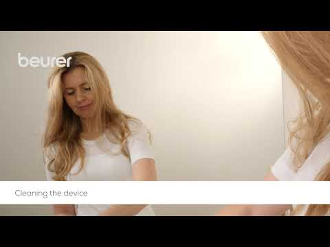 Quick Start Video for the HC 55 hair dryer from Beurer