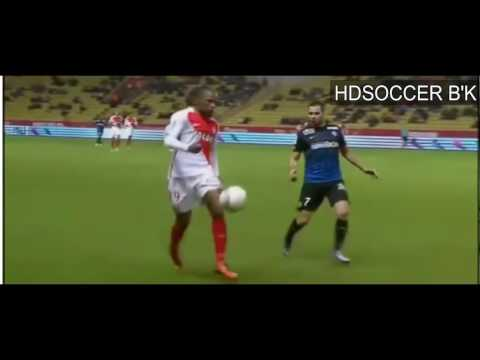 Djibril Sidibé ● AS MONACO ● Assists ● Skills ● Goals ● 16/17 HD