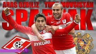 Troll Football in Armenia // Movsisyan & Ozbiliz funny // Dubstep version (HD)