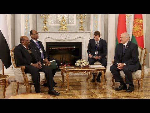Беларусь полна решимости реализовать все договоренности с Суданом - Лукашенко