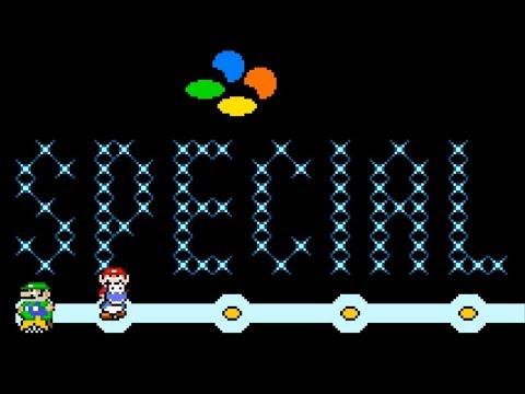Super Mario World Co-Op Walkthrough - Finale - Special World