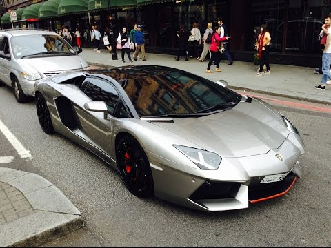 Supercars + Modified Cars in London July 18th 2015 – Stavros969