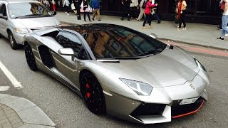 Supercars + Modified Cars in London July 18th 2015 - Stavros969