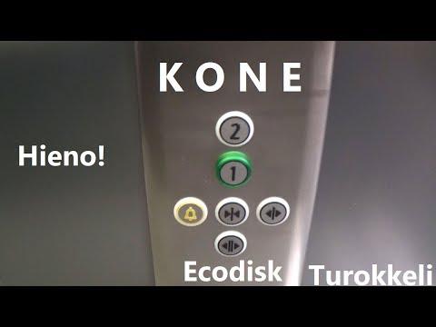 Hieno Koneen hissi