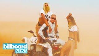 Major Lazer Drops 'Sua Cara' Music Video Feat. Anitta & Pabllo Vittar Billboard ...