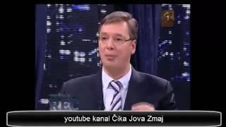 Repeat youtube video Aleksandar Vucic prosecna plata u srbiji je 500 eura