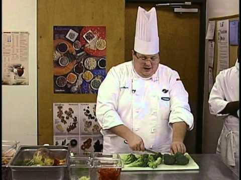 culinary quick tips 24 knife skills 3b youtube. Black Bedroom Furniture Sets. Home Design Ideas