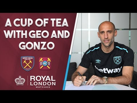 Cup of tea with Geo & Gonzo Ep 18 | Iheanacho to join West Ham? Tadic or Barkley?