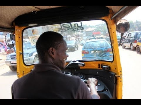 Freetown City Tour || Lion Mountain