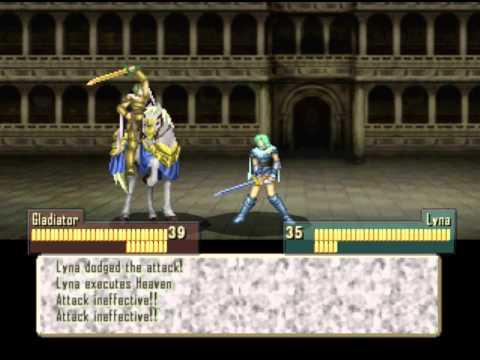 TearRing saga mahter vs gold knight
