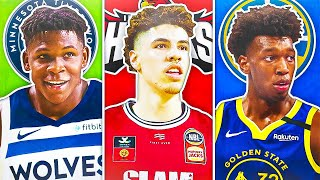 2020 NBA MOCK DRAFT (LOTTERY EDITION)