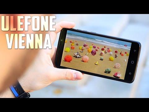 Ulefone Vienna, review en español
