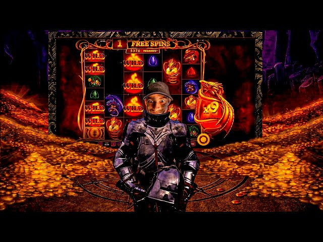 Dragon's Fire Megaways: Big Win! Massive Online Slot Win £2 Stake