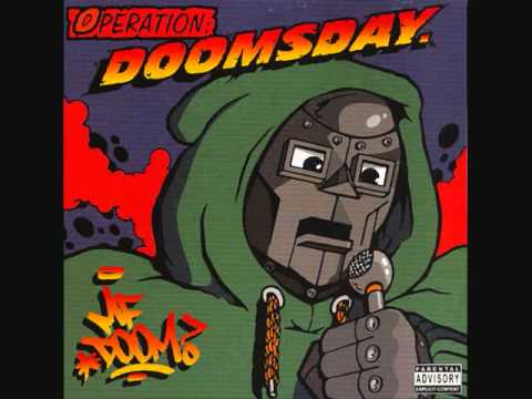 MF Doom - Hero Vs Villian