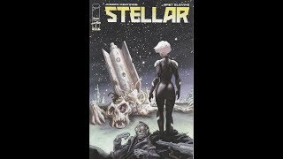 Stellar -- Issue 1 (2018, Image) Review