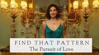 Find The Pattern: The Pursuit of Love