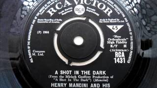 Henry mancini and his orchestra - A shot in the dark