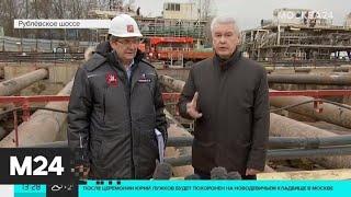 """Станция """"Кунцевская"""" свяжет три линии метро и МЦД-1 – Собянин - Москва 24"""