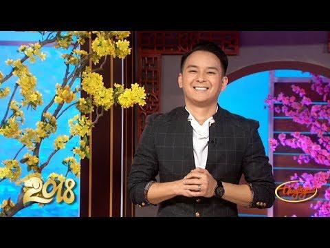 Justin Nguyễn Chúc Tết Xuân Mậu Tuất 2018