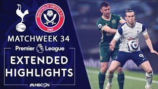 Tottenham v. Sheffield United | PREMIER LEAGUE HIGHLIGHTS | 5/02/2021 | NBC Sports