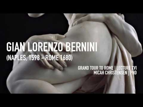 A Discussion on Gian Lorenzo Bernini (Naples, 1598-Rome,1680