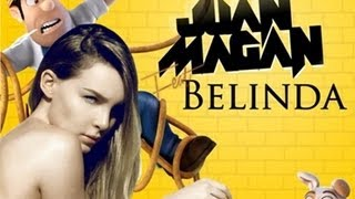 Juan Magan & Belinda (Te voy a esperar) (Remix Dj VeRa)  (Letra)