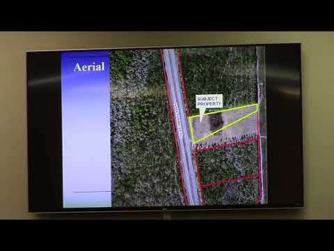 5. VA-2017-15  4851 Inner Perimeter Road rezone 3.53 acres from R-10 to R-P