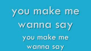 Usher OMG (Oh My Gosh) with lyrics