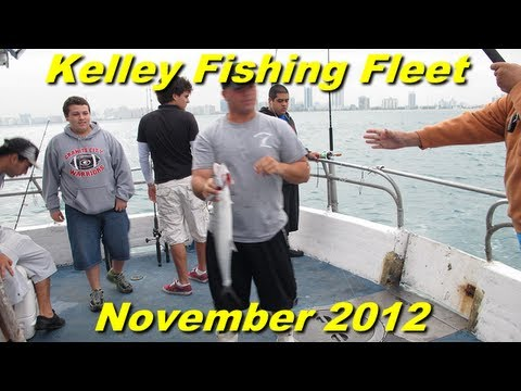 Kelley Fishing Fleet - November 2012