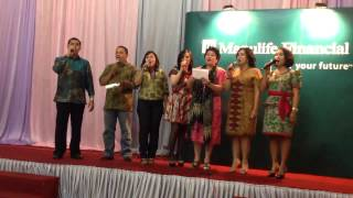 Mars Team Lotus - Manulife Indonesia