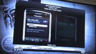 """NHL 10 """"Be a GM"""" Demo by GameSpot"""