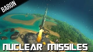 Planetary Annihilation Nuclear Missile Destruction!  (Nuclear Missile Montage)