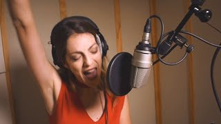Gambar cover Get Back Up Again (Trolls) - Anna Kendrick (Cover by Susana Ballesteros)