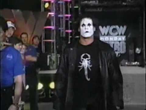 December 1996:Sting vs. WCW vs. nWo - YouTube