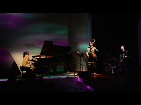 Geri Allen Trio performance