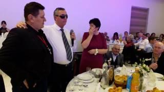Pozdravni govor Vlade Gajcica na svadbi svoga sina.