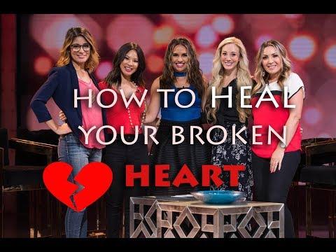 HOW TO HEAL YOUR BROKEN HEART