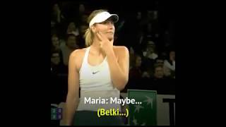 Maria Sharapova gets marriage proposal from FAN
