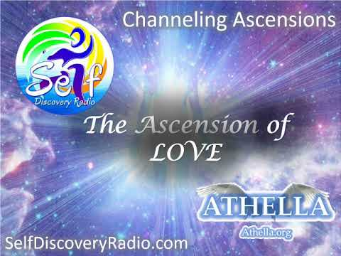 Self Discover Radio - The Ascension of LOVE