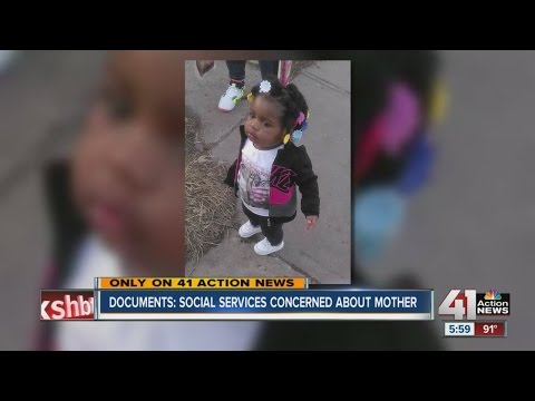 Documents: Social Services concerned about mother