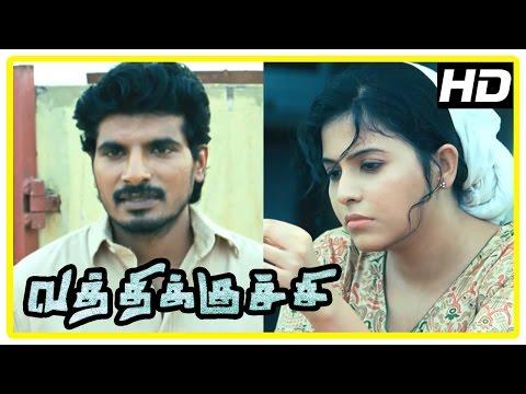 Vathikuchi Movie Scenes | Dileepan falls for Anjali | Saranya warns Dileepan | Jagan thumbnail