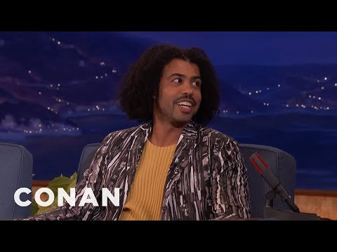 Daveed Diggs Had No Idea What To Do On A Film Set  - CONAN on TBS