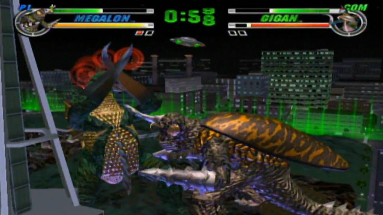 Godzilla Destroy All Monsters Xbox YouTube