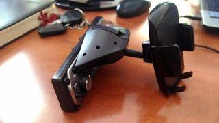 Универсальный автомобильный держатель для смартфона в CD привод (MOUNT TOUCH)(, 2017-01-19T01:00:30.000Z)
