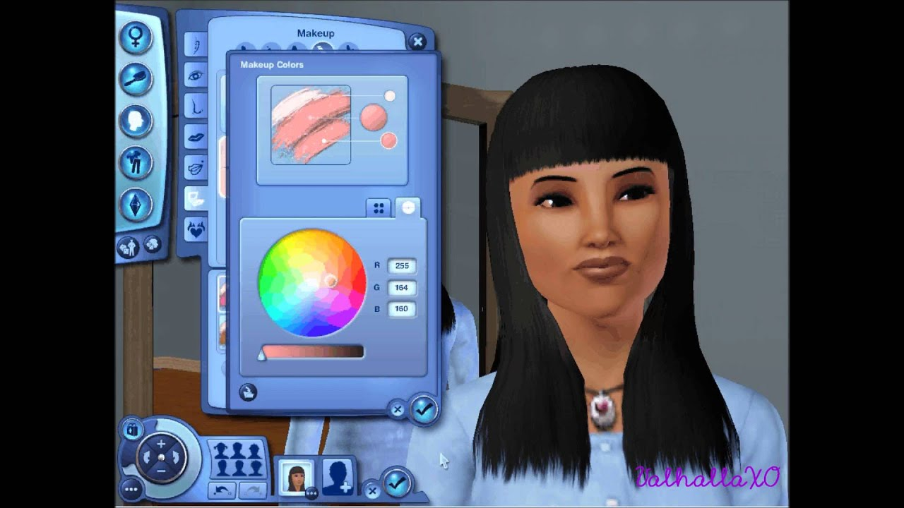 Celebrity Sims - Full Sims - Angelsways1's Sims 2 Creations