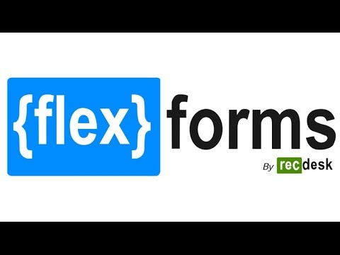 Introducing RecDesk FlexForms